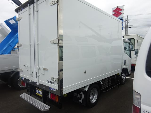 2t 冷蔵冷凍車 2室 バックモニター キーレス(3枚目)