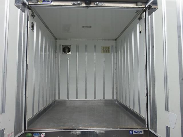 2t 冷蔵冷凍車 2室 バックモニター キーレス(5枚目)