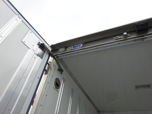 2t 冷蔵冷凍車 2室 バックモニター キーレス(12枚目)