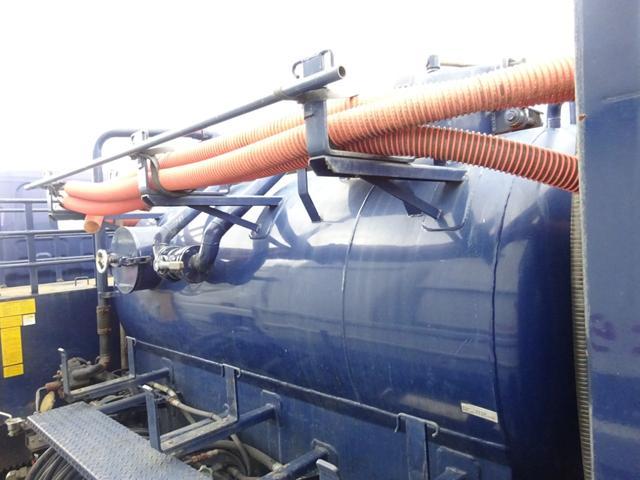 マツダ タイタントラック 清掃車 2ペダル モリタ水タンク1600L 水圧ホース2基