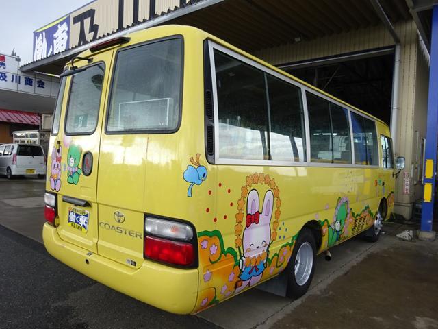 幼児バス オートマ 大人3 幼児39人(5枚目)