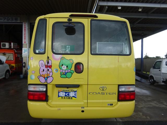 幼児バス オートマ 大人3 幼児39人(6枚目)