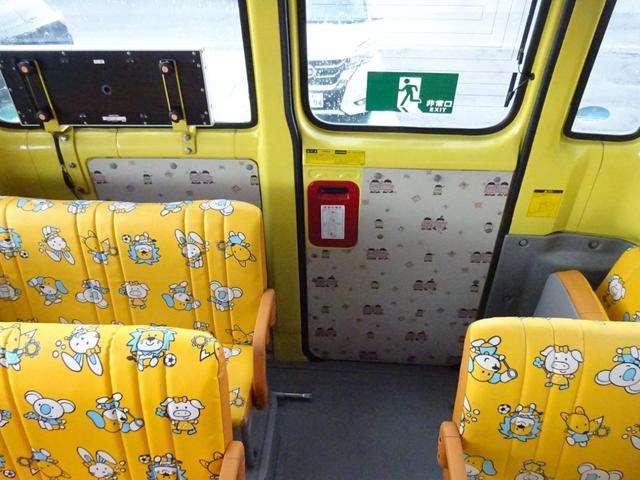 幼児バス オートマ 大人3 幼児39人(16枚目)
