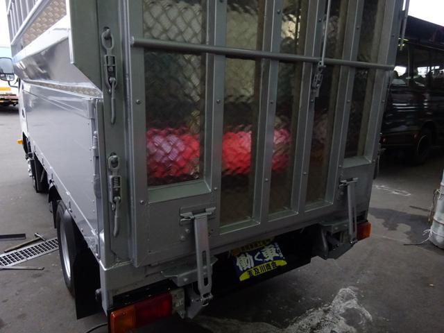 2tベース 家畜運搬車 ターボ ハイグレード キーレス(7枚目)