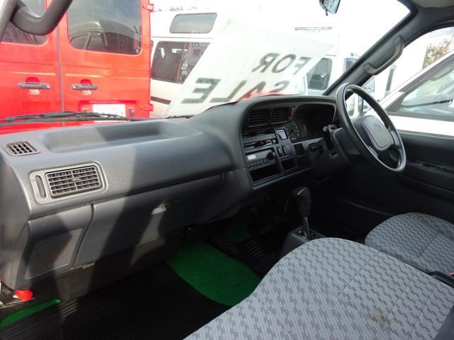 スーパーロングGL 15人乗り ガソリン車 オートマ ヘッドレス付き リクライニング リアヒーター(17枚目)