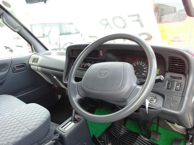 スーパーロングGL 15人乗り ガソリン車 オートマ ヘッドレス付き リクライニング リアヒーター(20枚目)