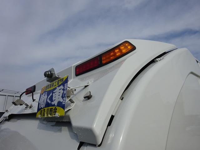 2.85t 塵芥車 巻込式 パッカー車 ごみ収集車 ターボ車(11枚目)