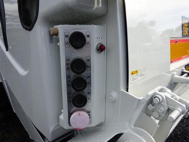 2.85t 塵芥車 巻込式 パッカー車 ごみ収集車 ターボ車(12枚目)