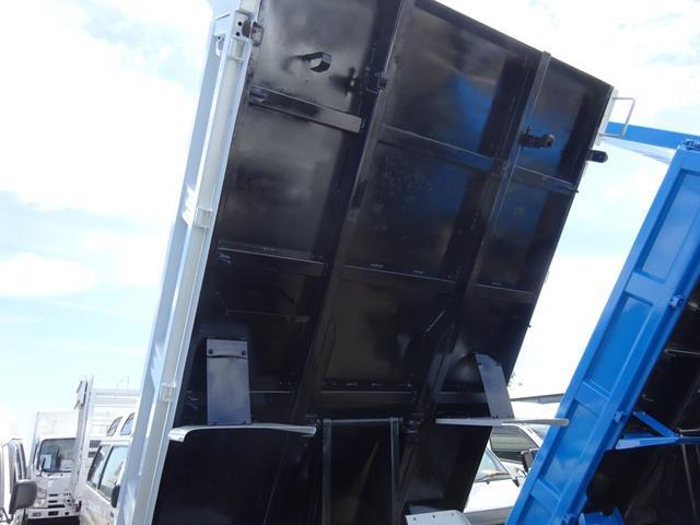 2t 高床 強化ダンプ 5速マニュアル(5枚目)