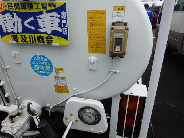 3t バキューム モリタVBR430 5速マニュアル(5枚目)