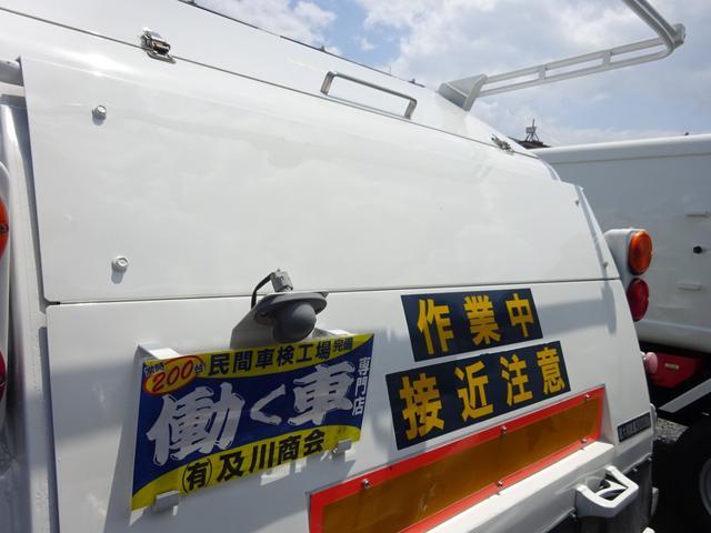3t 塵芥車 巻込式パッカー車 6.8m3 フジマイティ(10枚目)