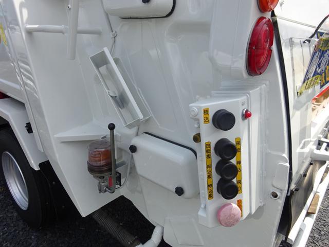 3t 塵芥車 巻込式パッカー車 6.8m3 フジマイティ(6枚目)