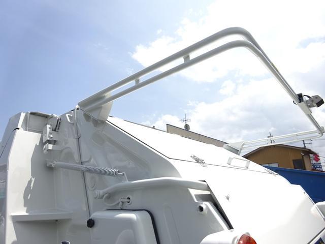 3t 塵芥車 巻込式パッカー車 6.8m3 フジマイティ(9枚目)