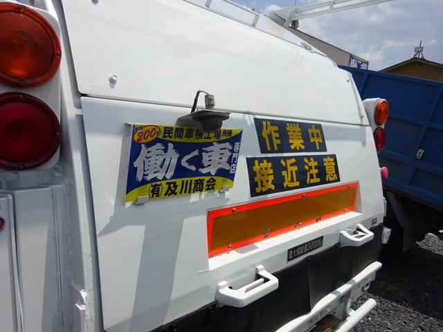 3t 塵芥車 巻込式パッカー車 6.8m3 フジマイティ(11枚目)