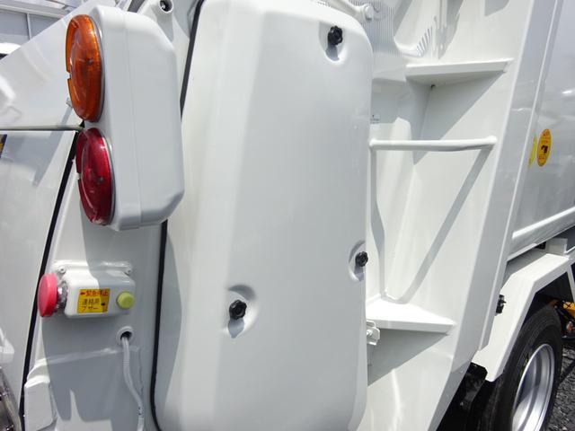 3t 塵芥車 巻込式パッカー車 6.8m3 フジマイティ(16枚目)