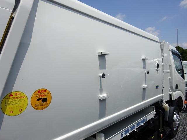 3t 塵芥車 巻込式パッカー車 6.8m3 フジマイティ(20枚目)
