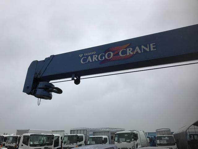 2.7t セルフ重機回送車 タダノ3段ロングジャッキ(4枚目)