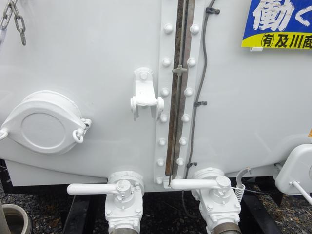 3.7t バキュームカー 衛生車 オートマ モリタエコノス(9枚目)