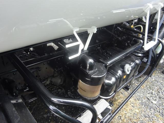 3.7t バキュームカー 衛生車 オートマ モリタエコノス(25枚目)