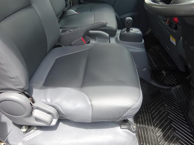 3.7t バキュームカー 衛生車 オートマ モリタエコノス(41枚目)