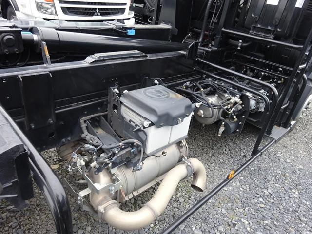 アームロール 3.75t 脱着装置付コンテナ専用車 ターボ 6速マニュアル(7枚目)