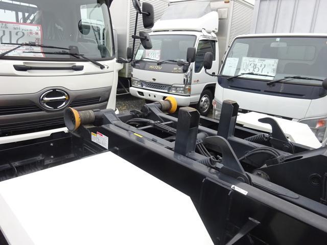 アームロール 3.75t 脱着装置付コンテナ専用車 ターボ 6速マニュアル(12枚目)