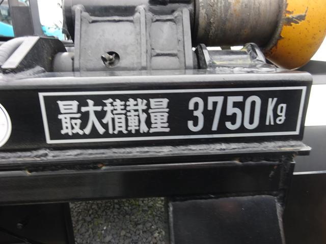 アームロール 3.75t 脱着装置付コンテナ専用車 ターボ 6速マニュアル(13枚目)
