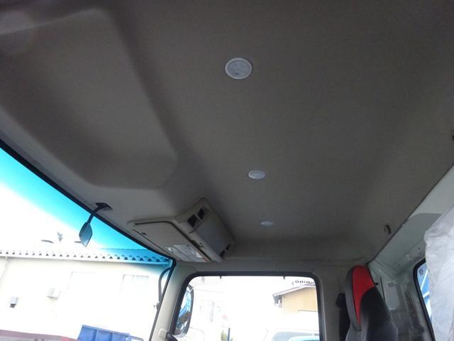 アームロール 3.75t 脱着装置付コンテナ専用車 ターボ 6速マニュアル(22枚目)
