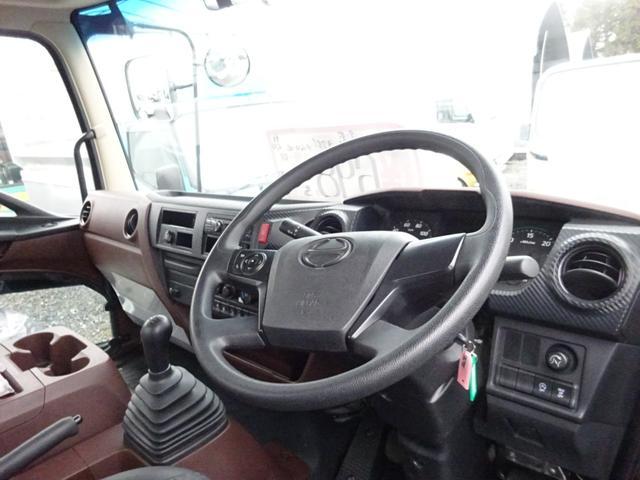 アームロール 3.75t 脱着装置付コンテナ専用車 ターボ 6速マニュアル(27枚目)