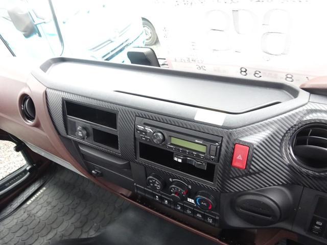 アームロール 3.75t 脱着装置付コンテナ専用車 ターボ 6速マニュアル(38枚目)