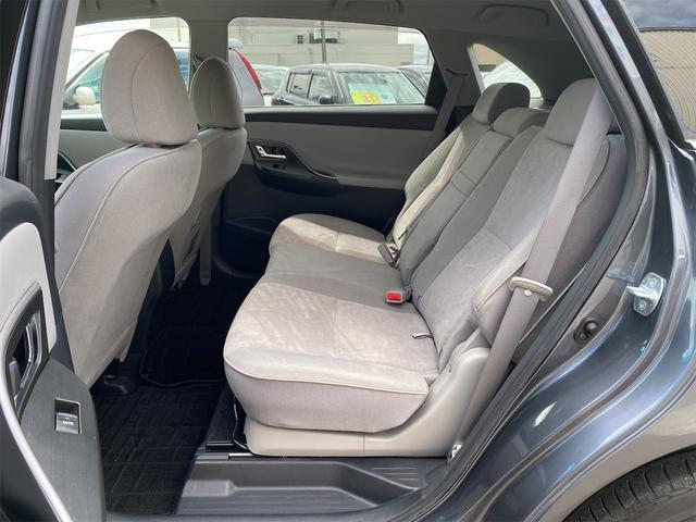240F 4WD 8ヶ月8000km無料保証付き 純正HDDナビ プッシュスタート CVT ディスチャージドヘッドライト 純正アルミホイール  禁煙 3列シート フルフラットシート ABS ESC エアコン(14枚目)