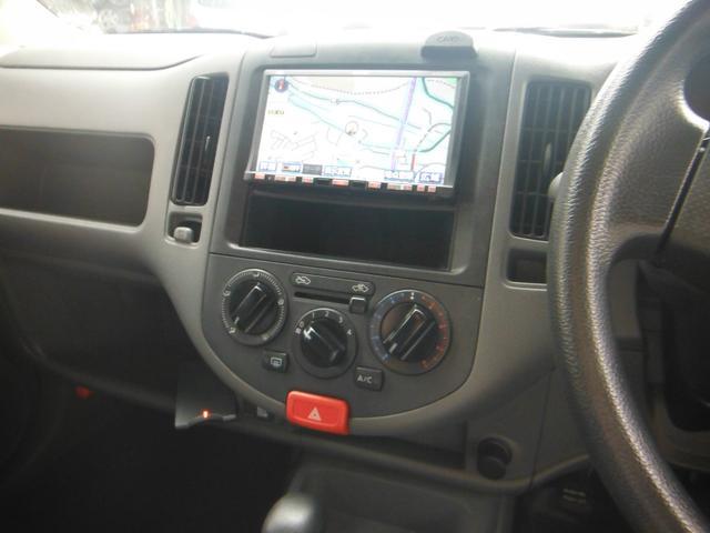 日産 AD 4WD キーレス ETC ナビ