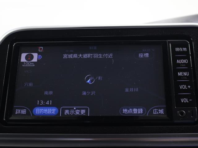G 4WD 両側パワースライドドア メモリーナビ ワンセグ(12枚目)