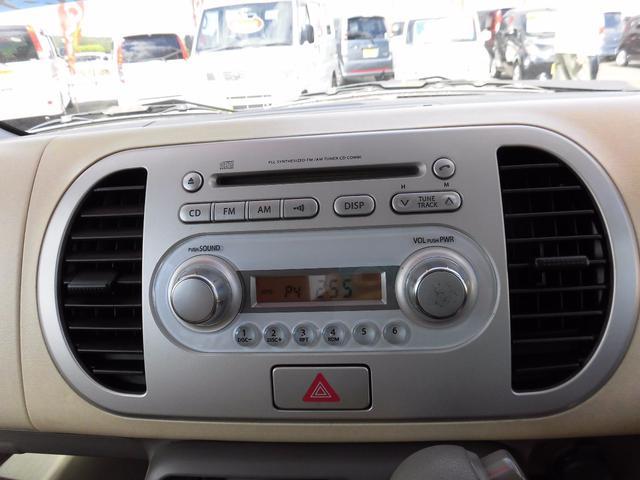 日産 モコ S FOUR キーレス CD シートヒーター ミラーヒーター