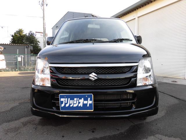 スズキ ワゴンR FX-Sリミテッド 4WD 純正エアロアルミ シートヒーター