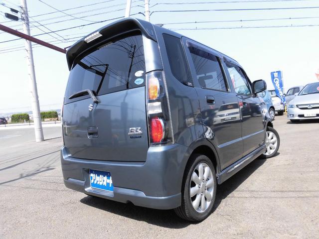 スズキ ワゴンR RR-S LTD IC付ターボ HDDナビDTV グー鑑定車