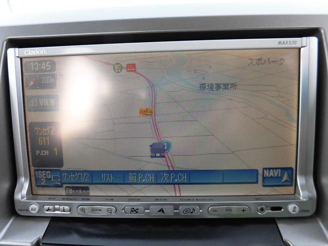 スズキ ワゴンR RR-Sリミテッド IC付ターボ 社外HDDナビ ワンセグ