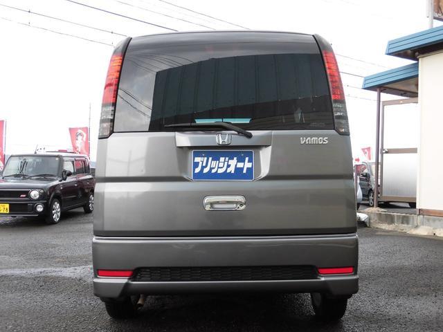 4WD Lローダウン CD&MD キーレス 新品タイヤ付(5枚目)
