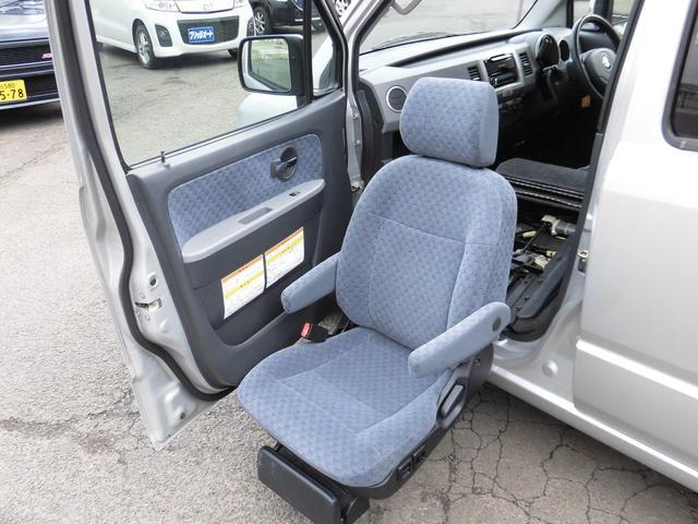 FX 福祉車両助手席リフトアップシート シートヒーター UBS端子付きCDステレオ キーレス ルームクリーニング済(15枚目)