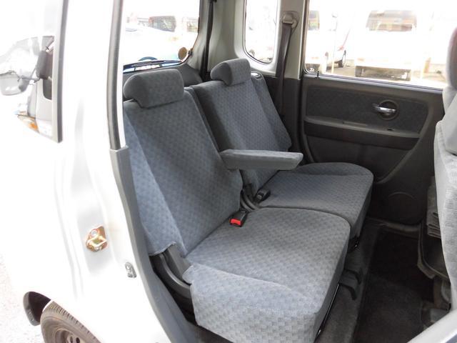 FX 福祉車両助手席リフトアップシート シートヒーター UBS端子付きCDステレオ キーレス ルームクリーニング済(19枚目)