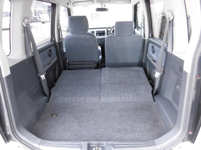 FX 福祉車両助手席リフトアップシート シートヒーター UBS端子付きCDステレオ キーレス ルームクリーニング済(21枚目)
