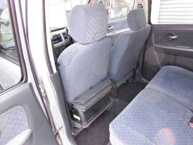 FX 福祉車両助手席リフトアップシート シートヒーター UBS端子付きCDステレオ キーレス ルームクリーニング済(30枚目)