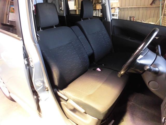 カスタム RS IC付ツインカムターボ 4WD インテリキー HIDライト オートライト 純正15インチアルミ CD&MDステレオ エンジンスターター付 ルームクリーニング済(16枚目)