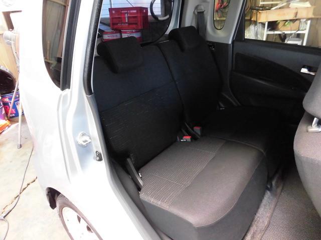 カスタム RS IC付ツインカムターボ 4WD インテリキー HIDライト オートライト 純正15インチアルミ CD&MDステレオ エンジンスターター付 ルームクリーニング済(17枚目)