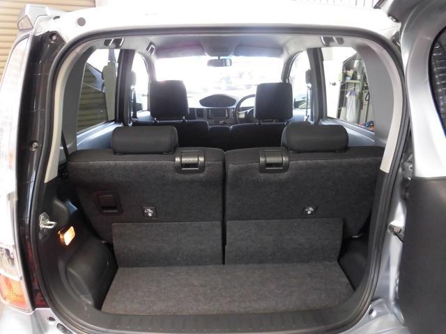 カスタム RS IC付ツインカムターボ 4WD インテリキー HIDライト オートライト 純正15インチアルミ CD&MDステレオ エンジンスターター付 ルームクリーニング済(18枚目)