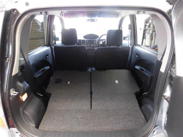 カスタム RS IC付ツインカムターボ 4WD インテリキー HIDライト オートライト 純正15インチアルミ CD&MDステレオ エンジンスターター付 ルームクリーニング済(19枚目)