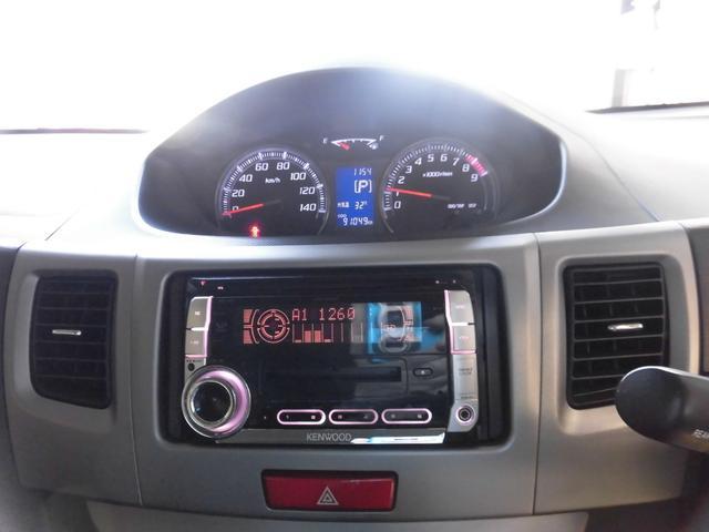 カスタム RS IC付ツインカムターボ 4WD インテリキー HIDライト オートライト 純正15インチアルミ CD&MDステレオ エンジンスターター付 ルームクリーニング済(20枚目)