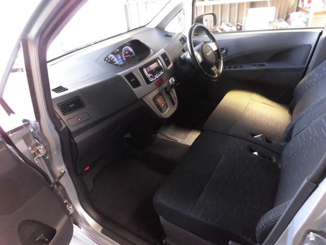 カスタム RS IC付ツインカムターボ 4WD インテリキー HIDライト オートライト 純正15インチアルミ CD&MDステレオ エンジンスターター付 ルームクリーニング済(27枚目)