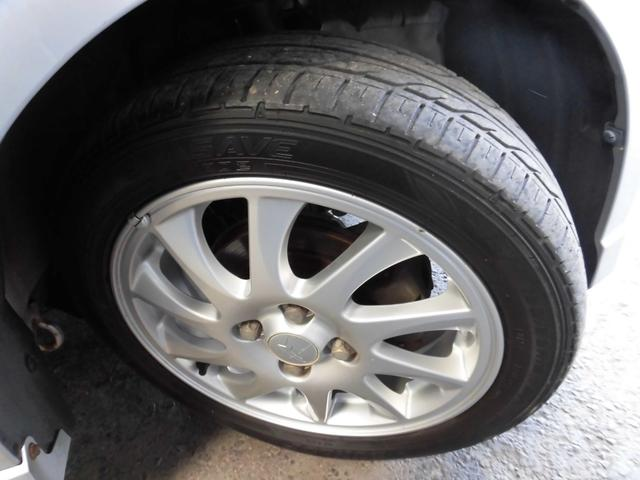 カスタム RS IC付ツインカムターボ 4WD インテリキー HIDライト オートライト 純正15インチアルミ CD&MDステレオ エンジンスターター付 ルームクリーニング済(32枚目)
