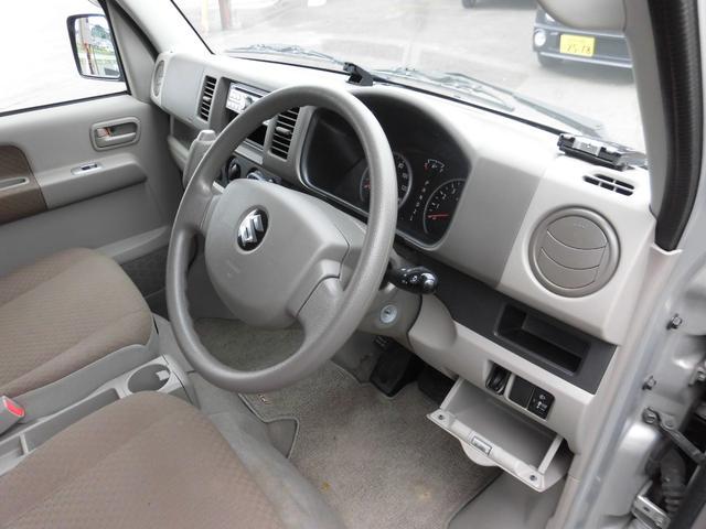 ジョインターボ 4WD ハイルーフ IC付ツインカムターボ キーレス ETC CD リヤヒーター ドアミラーヒーター 車検令和5年3月ロング ルームクリーニング済(14枚目)